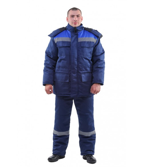 """Куртка """"Бригадир"""" зима"""
